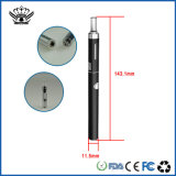 No Button Wholesale Glass Cigarro eletrônico Vaporizador Pen Cbd Vape Pen