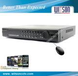 Witson 32CH H. 264 D1 uscita Tempo reale DVR HDMI Supporto 3G / WiFi (W3-D3332HC)