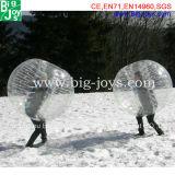 Bola inflable de Zorb de la carrocería, balón de fútbol de la burbuja (BJ-SP28)