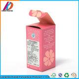 Douane die de Kosmetische Verpakking van het Vakje van het Document vouwen