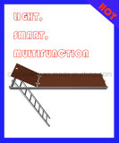 Scaffolding de alumínio Work Platform com Portable Weight