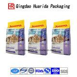 Empaquetage de sacs d'aliments pour chiens de sac d'aliment pour animaux familiers de qualité
