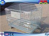 Storage Wire Cage / Basket / Container para receber peças pesadas (FLM-K-009)