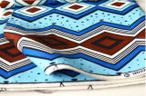 Cera Real africana Imprimir tejido con algodón 100%