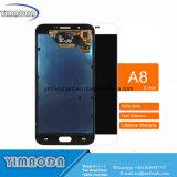 Ursprüngliches Telefon LCD mit Screen-Analog-Digital wandler für Samsung-Galaxie A8