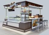 주문 제조자 Churros 간이 건축물 디자인의 소형 음식 간이 건축물