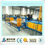 Bester Preis-automatische Kettenlink-Zaun-Maschine (PLC-Steuerung)