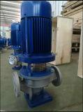 Pompe verticale d'acier inoxydable avec des certificats de la CE