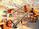 Usine concasseuse en pierre de vente de carrière chaude d'équipement minier