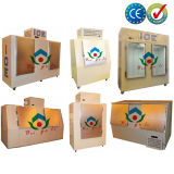 Escaninho aprovado do congelador do gelo do armazenamento do CE para o posto de gasolina