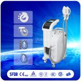 1台のIPL+RF+E Light+ ND YAGレーザーの皮の若返りの入れ墨の美機械に付き多機能の4台