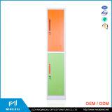 Opslag Van uitstekende kwaliteit van het Metaal van 2 Deur van Mingxiu de Industriële de Kast van het Metaal van Kabinetten/2 Deur