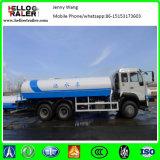 Sinotruk HOWO 6X4 물 급수는 유조 트럭을 뿌린다