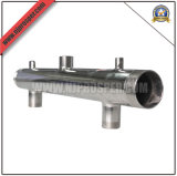 Distribuidores do aço inoxidável para os sistemas do tratamento da água e de bombeamento (YZF-F337)