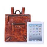Wholesales повседневный стиль Vintage кожаные сумки школы рюкзак