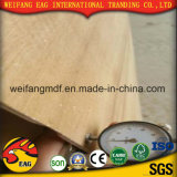 5,5 mm de madera de teca natural de madera contrachapada de lujo