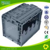 вложенность 24L и штабелировать пластмасса двигая прикрепленный контейнер крышки для упаковки