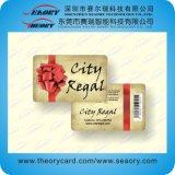 Hochwertige Plastik-Geschenk-Karte Belüftung-Cr80
