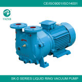 Water Ring Vacuum Pump con flangia Port (SK-D)