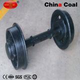 Rotelle di automobile ferroviarie di estrazione mineraria dell'acciaio di getto del gruppo del carbone della Cina 600mm/762mm/900mm