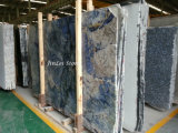 Mattonelle Polished del granito della pietra naturale popolare per il controsoffitto della parte superiore della cucina