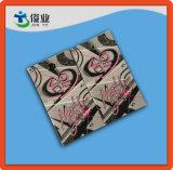 Étiquettes de coup de papier spécial pour l'habillement