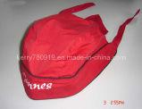 Конкурсные хлопка пиратской Red Hat с трубы (DH-CBA075)