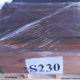 S230 het Staal Van uitstekende kwaliteit die voor Derusting is ontsproten