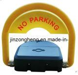 Aprobado por la CE de control remoto de bloqueo de aparcamiento de ruedas a prueba de agua sistema de estacionamiento