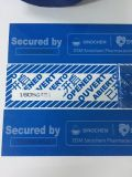 최고 질 OEM 탬퍼 분명한 안전 디지털 테이프