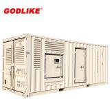Оптовая продажа генератора генератора Set-750 kVA Cummins тепловозная (KTA38-G2) (GDC750*S)