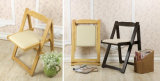 Твердая деревянная комната стулов складчатости живя предводительствует стулы кофеего (M-X2059)