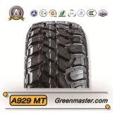 Neumáticos de coche radiales, neumáticos de la polimerización en cadena, neumático del vehículo de pasajeros