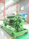 マルチ電圧は50Hz 60Hz 10kw - 600kw天燃ガスの発電機--を適用する
