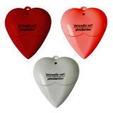 Mecanismo impulsor de destello plástico de la dimensión de una variable del corazón para el regalo de la muchacha