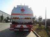 тележка топливного бака нефтяного танкера 30m3 HOWO 8X4