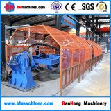 Arco Strander per i cavi di controllo/la macchina arenamento di salto per fabbricazione del cavo elettrico