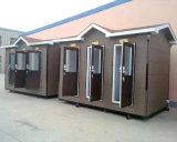 Banheiro público de contêiner de alta qualidade