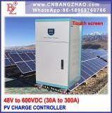 30A에서 80A에 태양 책임 관제사 240V 건전지 시스템