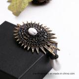 高品質の優雅な方法贅沢な真珠の吊り下げ式のブローチの宝石類
