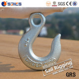 Drop Forged Painted Eye Slip Hook