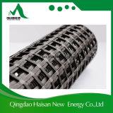 la fibra Geogrid del basalto di Geogrid di rinforzi 100kn per ha guidato la base