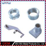 OEM Aluminium CNC die van de Vraag van het Metaal van de Precisie het Hoge Delen machinaal bewerken