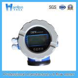 파란 탄소 강철 전자기 유량계 Ht 0217