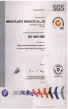 Film d'emballage en papier rétrécissable de POF pour l'emballage de bouteille