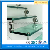 6.38mm, 8.38mm, 10.38mm Clear & Tinted Tempered Laminated Glass