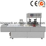 Линия работая тип автоматическая машина запечатывания подноса/непрерывная машина запечатывания