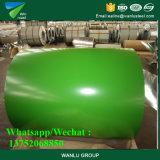 Garantía de comercio de acero con recubrimiento de color de la bobina PPGI Coill/Color de la bobina de acero recubierto de China