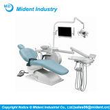 Удобный зубоврачебный стул блока с валиком Больш-Размера
