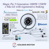 Волшебный набор D. i. y E-Bike набора электрического привода набора Bike поколения 500W-1000W расстегая 5 электрический